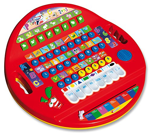Liscianigiochi 35052 Carotina Pianeta Giochi Educativi
