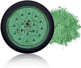 Emani 天然砕石ミネラルの色ダストアイシャドー、# 828竹