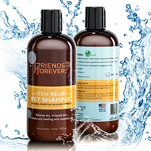 Friends Forever Natural Dog Shampoo for Itchy Skin