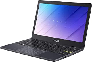 ASUS ノートパソコン11.6インチ E210MA (Celeron N4020 / 4GB, 64GB / 約1.08kg / Webカメラ / ピーコックブルー / Windows 10 Home (S モード) 64ビット / WPS ...