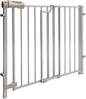 secure step top of stairs gate
