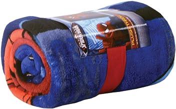 Marvel Blankets for Kids - Spiderman - 120cm x 150 cm