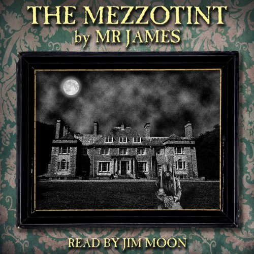 The Mezzotint audiobook cover art