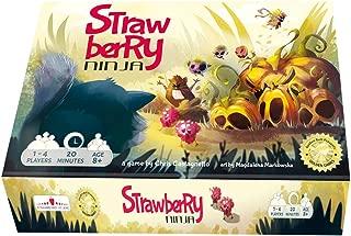 Golden Bell Studios Strawberry Ninja Cooperative Tabletop Game