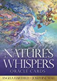 Nature's Whispers Oracle Cards: 50 full colour cards and 72-page guidebook set, packaged in a...