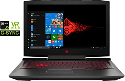 HP OMEN 17t Premium Gaming and Business Laptop (Intel 8th Gen Coffee Lake i7 -