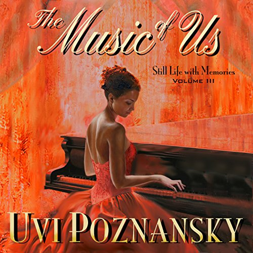 The Music of Us audiobook cover art