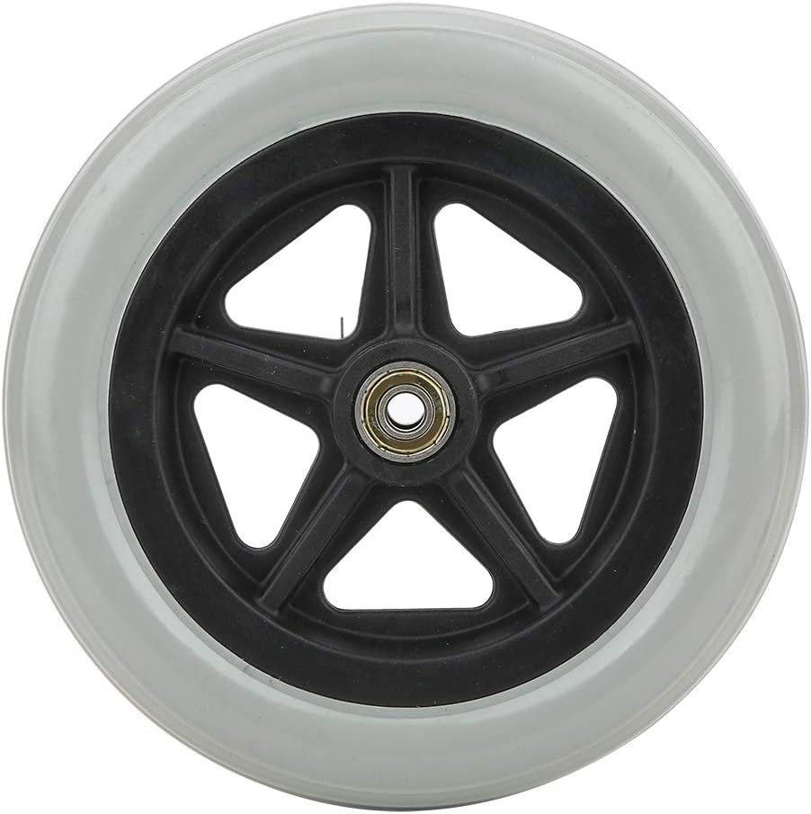 Super-cheap 7 Inch Wheelchair Front Wheels At the price Old People Wa Disabled Anti-Slip