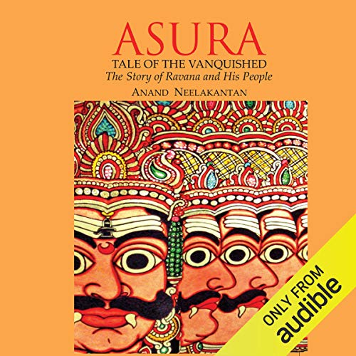 Asura audiobook cover art