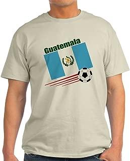CafePress Guatemala Soccer Team Light T-Shirt Cotton T-Shirt
