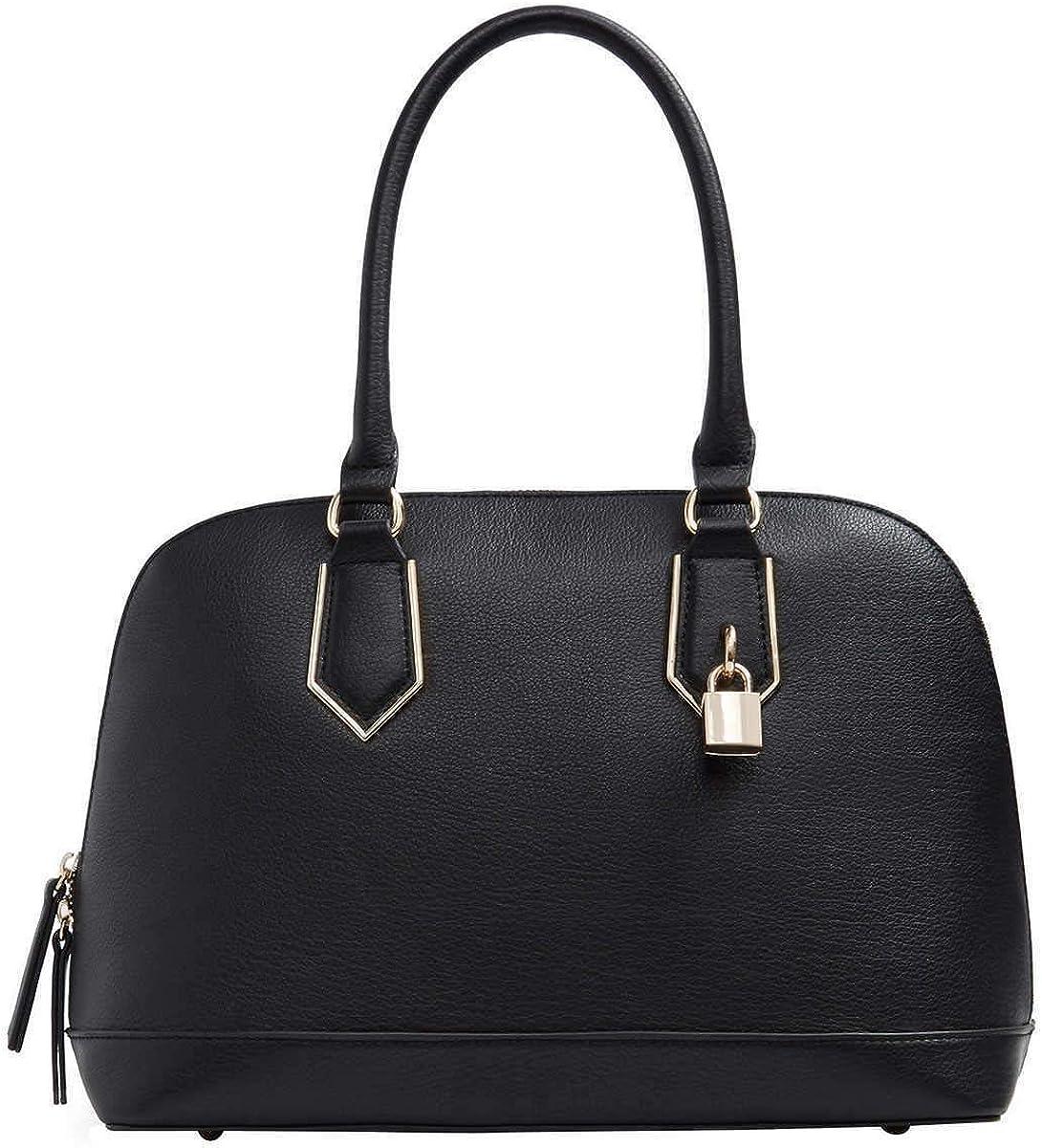 Hilary Radley Classic Bargain sale Faye Satchel purse womens hand bag