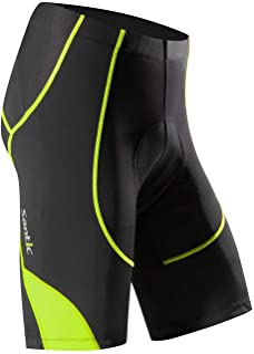 عضلات دوچرخه سواری شلوار مردانه دوچرخه سواری دوچرخه دوچرخه شلوار نیم بوته 4D Coolmax پلاستیکی