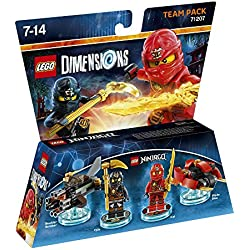 LEGO - Starter Pack Dimensions (PS4) + LEGO Dimensions - Ninjago ...