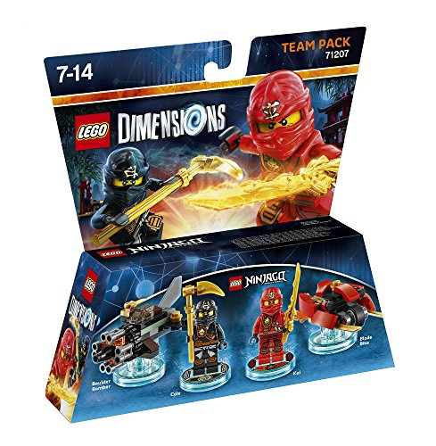 Warner Bros Interactive Spain Lego Dimensions - Ninjago