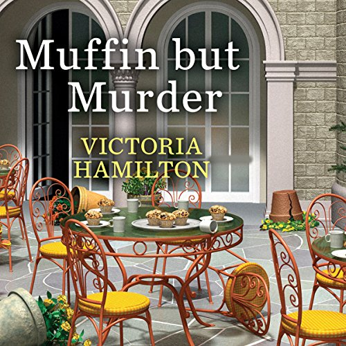 Muffin but Murder audiobook cover art