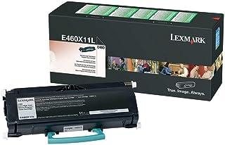 Toner Lexmark E460X11B Preto