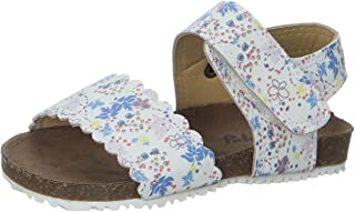 Skippy Velcro Closure Open Toe Sandals for Girls