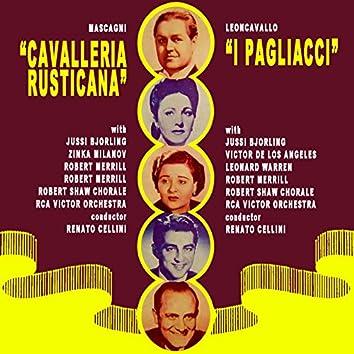 Mascagni: Cavalleria Rusticana - Leoncavallo: I Pagliacci