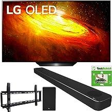 $2143 » LG OLED55BXPUA 55-inch BX 4K Smart OLED TV with AI ThinQ (2020) Bundle SN8YG 3.1.2 ch High Res Audio Soundbar + TaskRabbit Installation Services + Vivitar Low Profile Flat TV Wall Mount