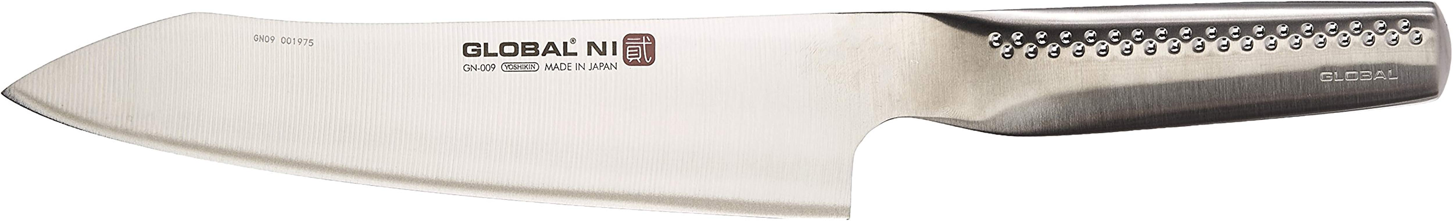 Global GN 009 Chefs Knives Silver