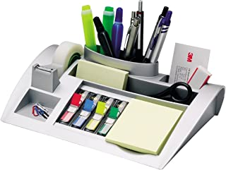 MMMC50 - Post-it Notes Dispenser with Weighted Base, Plastic, 10 1/4