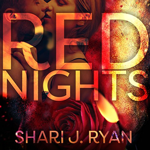 Red Nights audiobook cover art