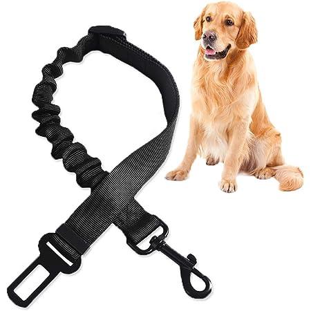 Hunde Sicherheitsgurt Anschnallgurt Hund Kofferraum 3 In 1 Hundesicherheitsgurt Hundesicherheitsgurt Fürs Auto Elastischer Anschnallgurt Längenverstellbar Für Alle Hunderassen Autotypen Haustier