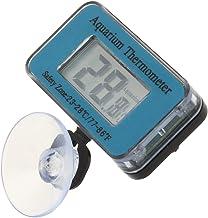 Andifany LCD Termometro Digital Impermeable Sumergible para Acuario