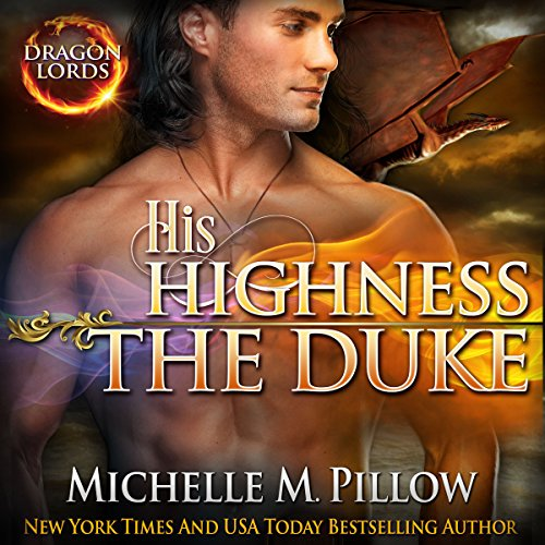 His Highness The Duke audiobook cover art