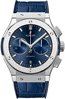 Hublot Casual Watch For Men Analog Leather - 521.nx.7170.lr