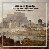 Michael Haydn: The Complete String Quintets - Salzburger Haydn-Quintett