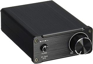 SMSL SA-36A Pro 20WPC TPA3118D2 Digital Amplifier AMP 12V Power Supply Black