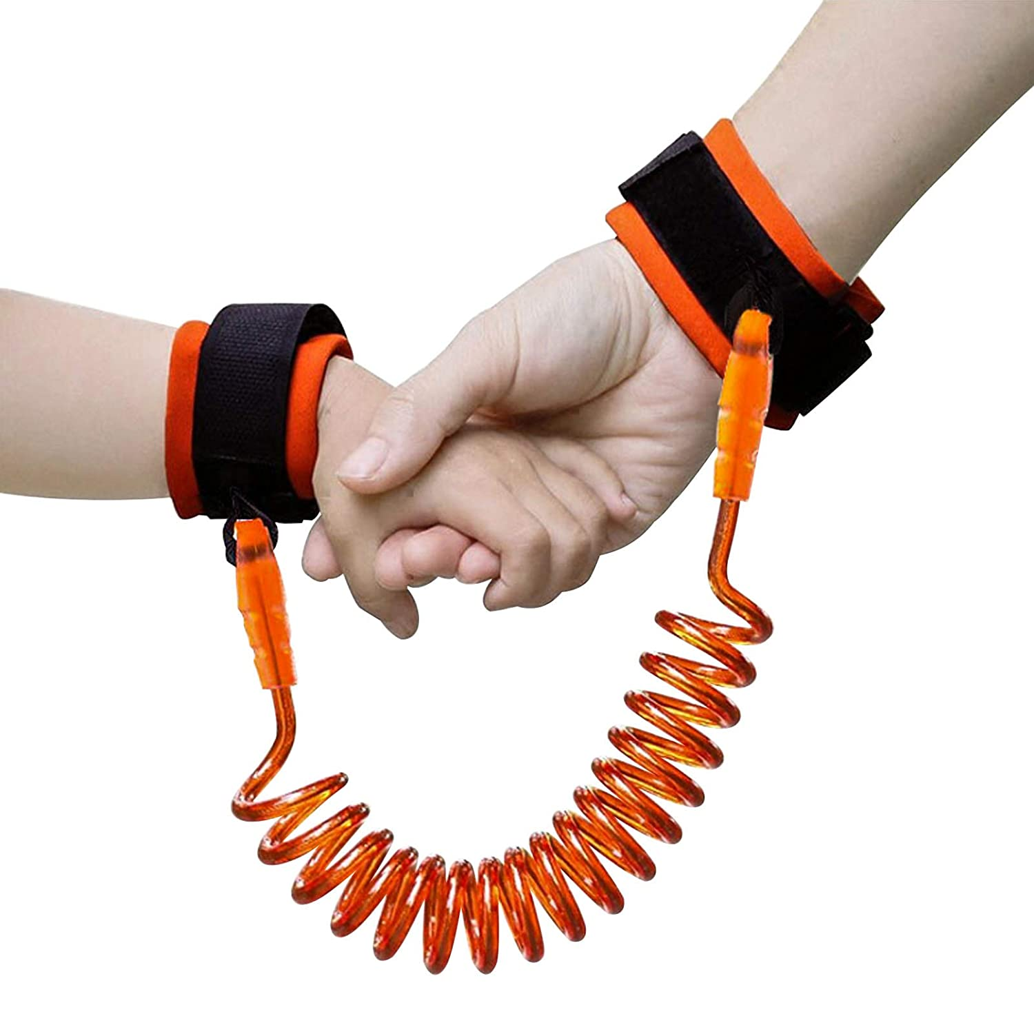 Anti San gift Diego Mall Lost Wrist Link Child Safety Strap Hook and Loop Belt