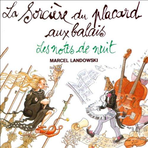 La sorcière du placardaux balais (Contes de la rue Broca) audiobook cover art