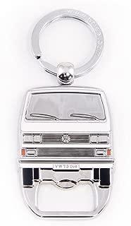 BRISA VW Collection VW T3 Bus Key Ring/Bottle Opener - White