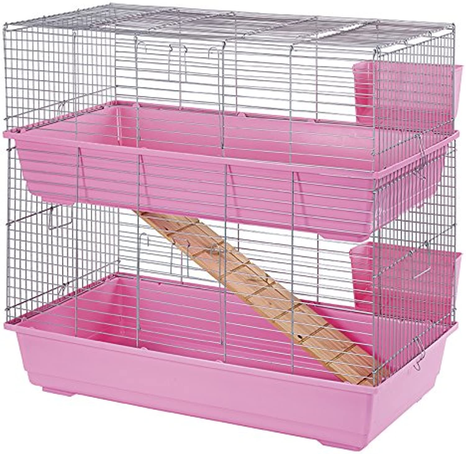 Classic Ritzo Double Cage 100x54x44cm (Pack of 2)