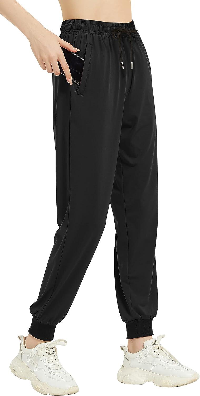 XIEERDUO Women's Joggers Pants Fleece Hiking Excellent Max 67% OFF Lined Quick Dry Pan
