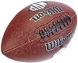 Wilson, American Football, Ballon de football américain, NFL MVP Football, Matériau Composite, Marron, Pour joueurs récréatifs, WTF1411XB