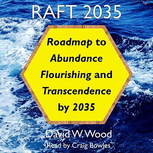 RAFT 2035 Audiobook By David Wood cover art