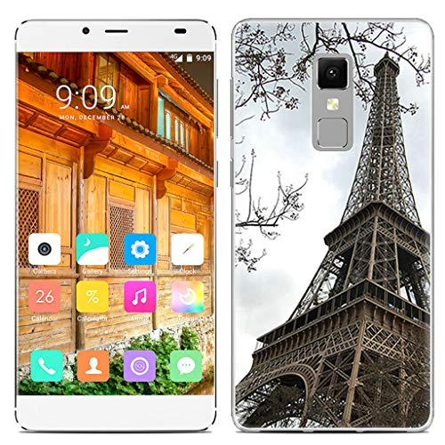 Litao-Case LLM Hülle für Elephone s3 hülle TPU Weiches Silikon Schutzhülle Case Cover 2