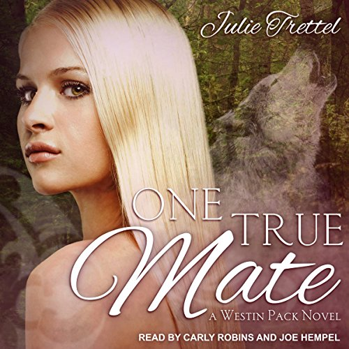 One True Mate audiobook cover art