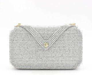ETH Ms. Diamond Evening Bag Banquet Bag Diamond Clutch Bag Diamond Dress Married Bag 20.5CM * 5CM * 11.5CM Hand Bag