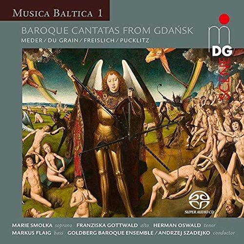 Musica Baltica Vol 1: Baroque