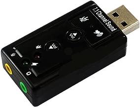 Placa de som USB 7.1 USB