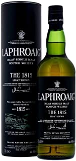 Laphroaig The 1815 Legacy Edition Whisky mit Geschenkverpackung 1 x 0.7 l