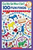 Can You See What I See?: 100 Fun Finds, Read-and-Seek (Scholastic Readers)