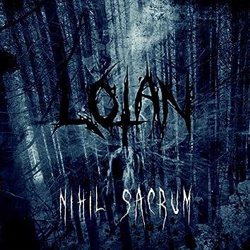 Nihil Sacrum