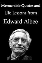 Memorable Quotes and Life Lessons from EDWARD ALBEE (Who's Afraid of Virginia Woolf?)