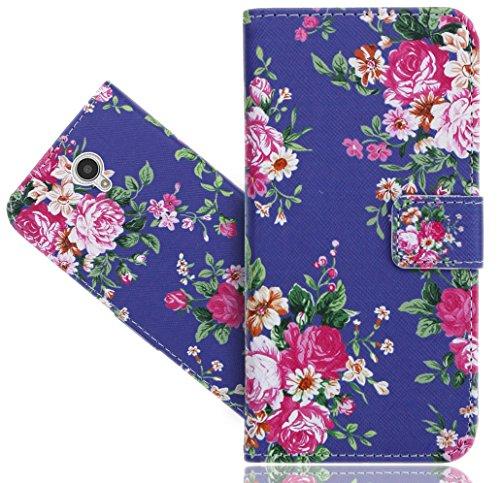 Lenovo B Handy Tasche, FoneExpert® Wallet Hülle Flip Cover Hüllen Etui Hülle Ledertasche Lederhülle Schutzhülle Für Lenovo B