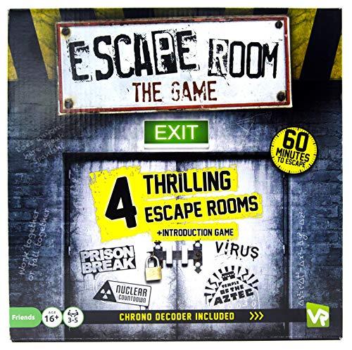 Escape game 16 ans